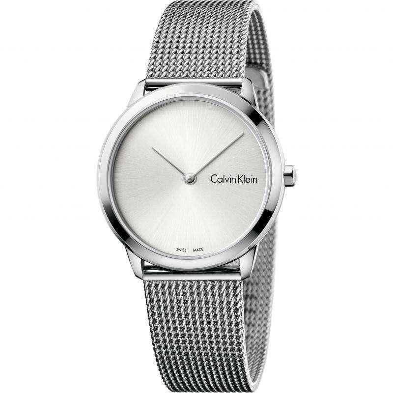 שעון יד אנלוגי calvin klein K3M221Y6 קלווין קליין