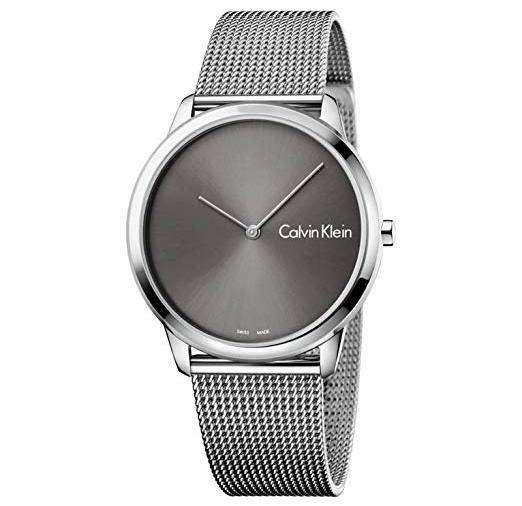 שעון יד אנלוגי calvin klein K3M211Y3 קלווין קליין