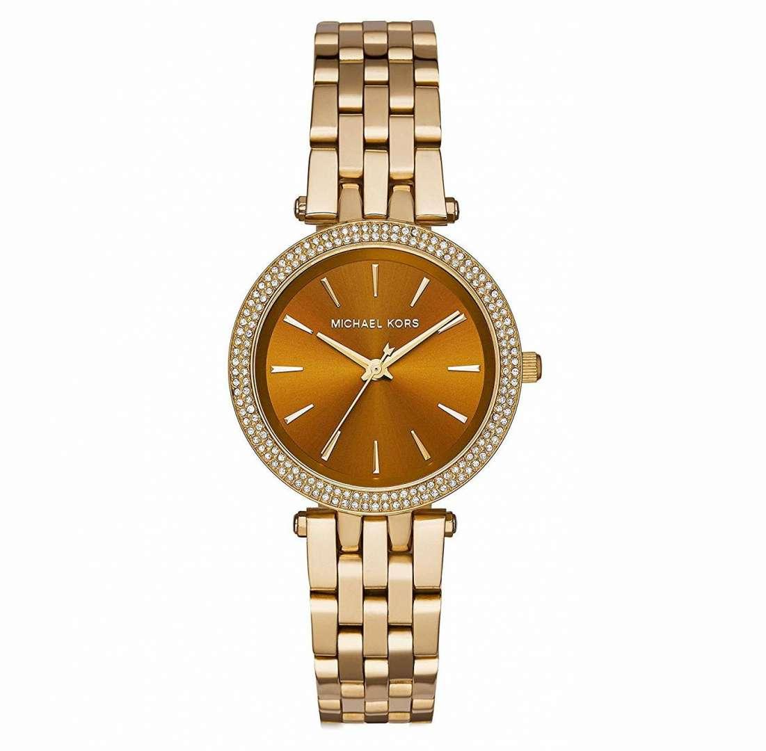 שעון יד אנלוגי לאישה michael kors mk3408 מייקל קורס