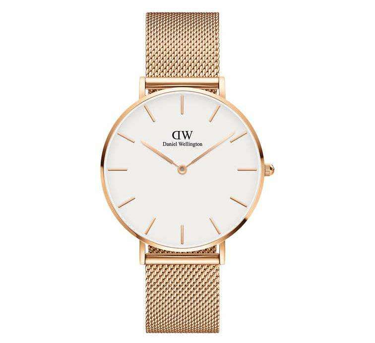 שעון יד אנלוגי daniel wellington dw00100305 דניאל וולינגטון