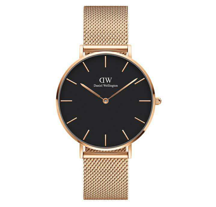 שעון יד אנלוגי daniel wellington dw00100303 דניאל וולינגטון
