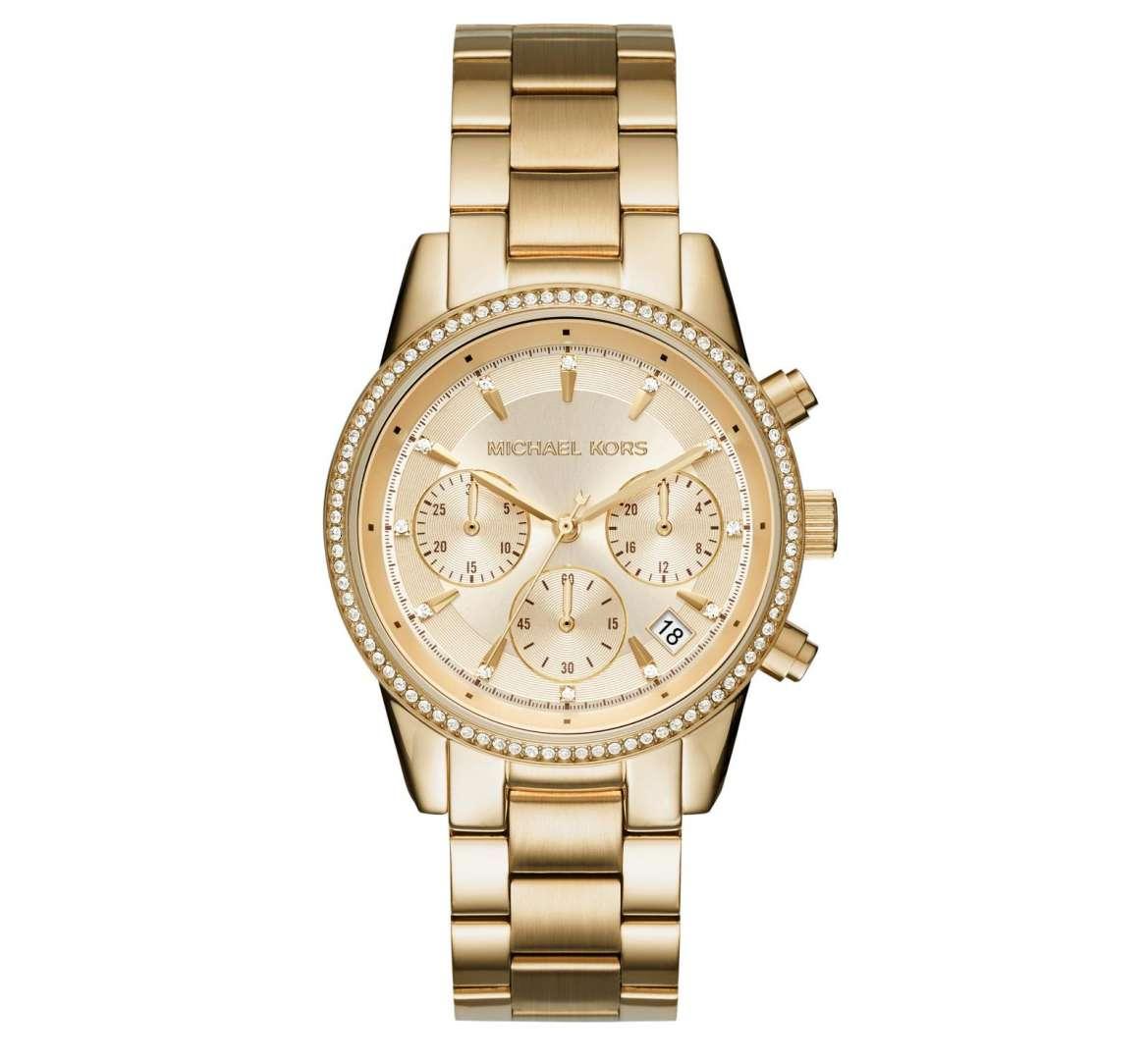 שעון יד אנלוגי לאישה michael kors mk6356 מייקל קורס