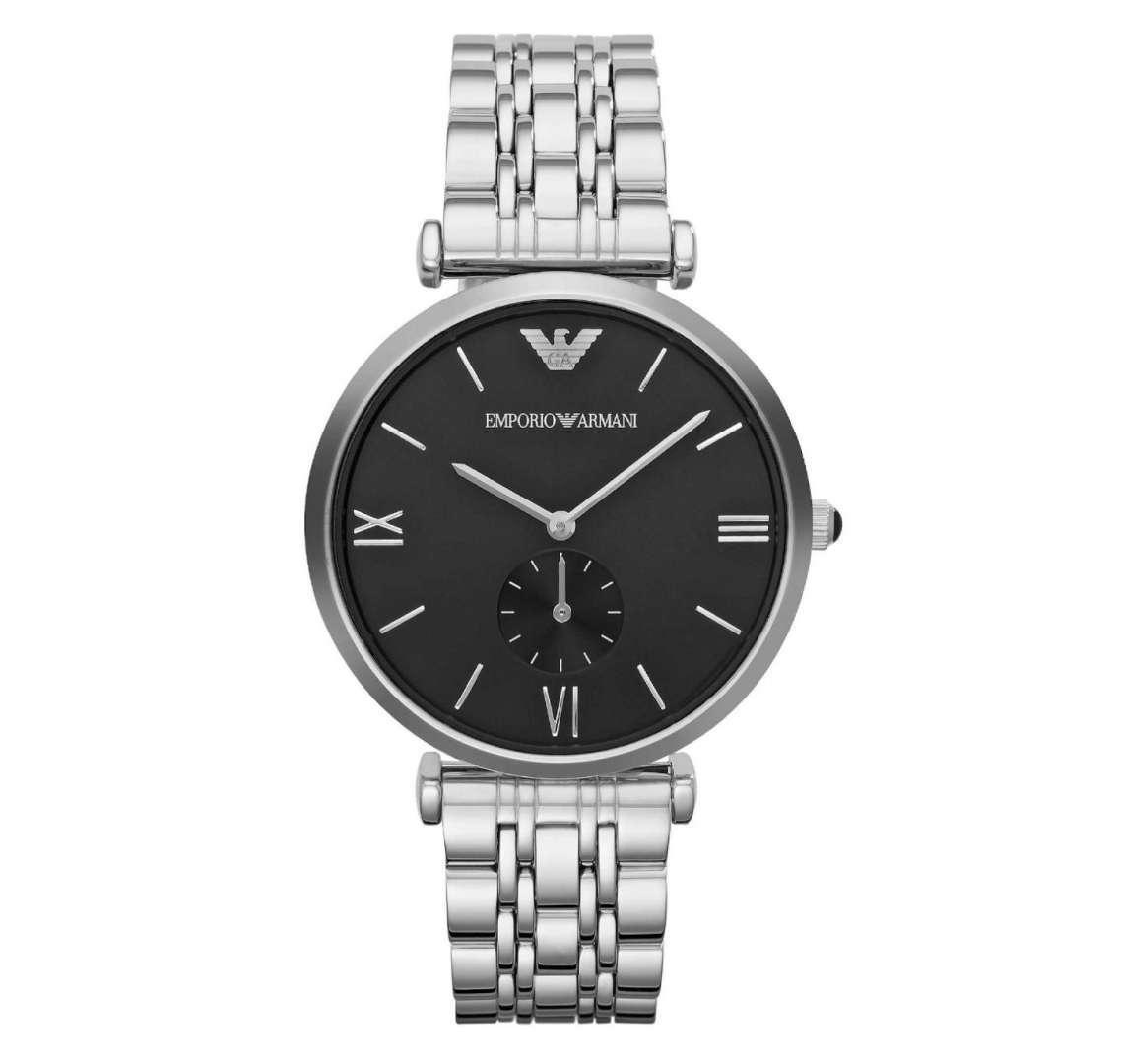 שעון יד אנלוגי לגבר emporio armani ar1676 אמפוריו ארמני