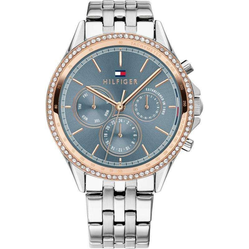 שעון יד אנלוגי Tommy Hilfiger 1781976 טומי הילפיגר