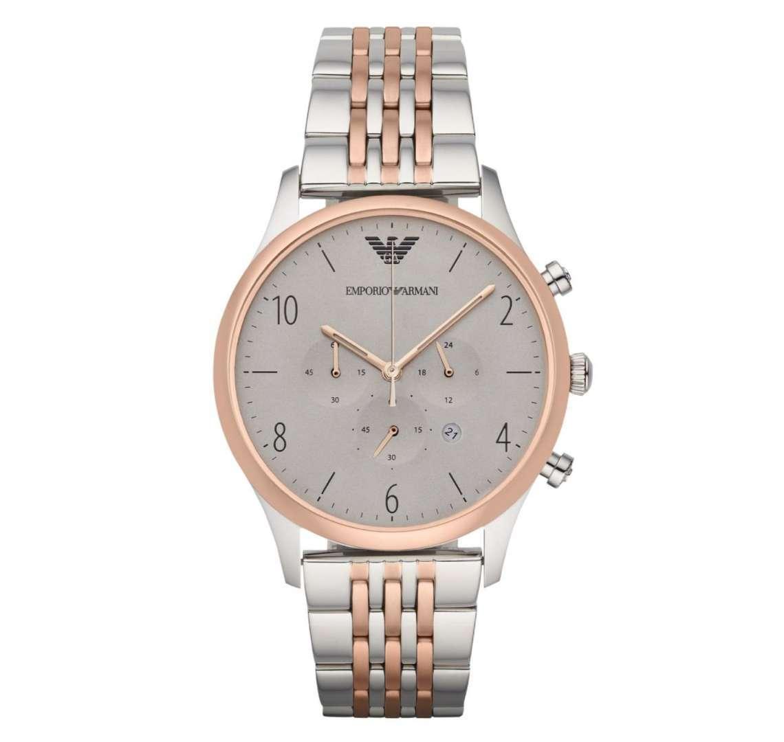 שעון יד אנלוגי לגבר emporio armani ar1864 אמפוריו ארמני