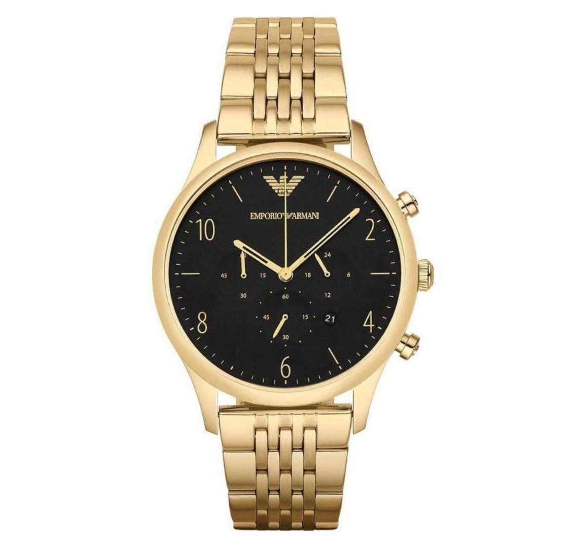 שעון יד אנלוגי לגבר emporio armani ar1893 אמפוריו ארמני