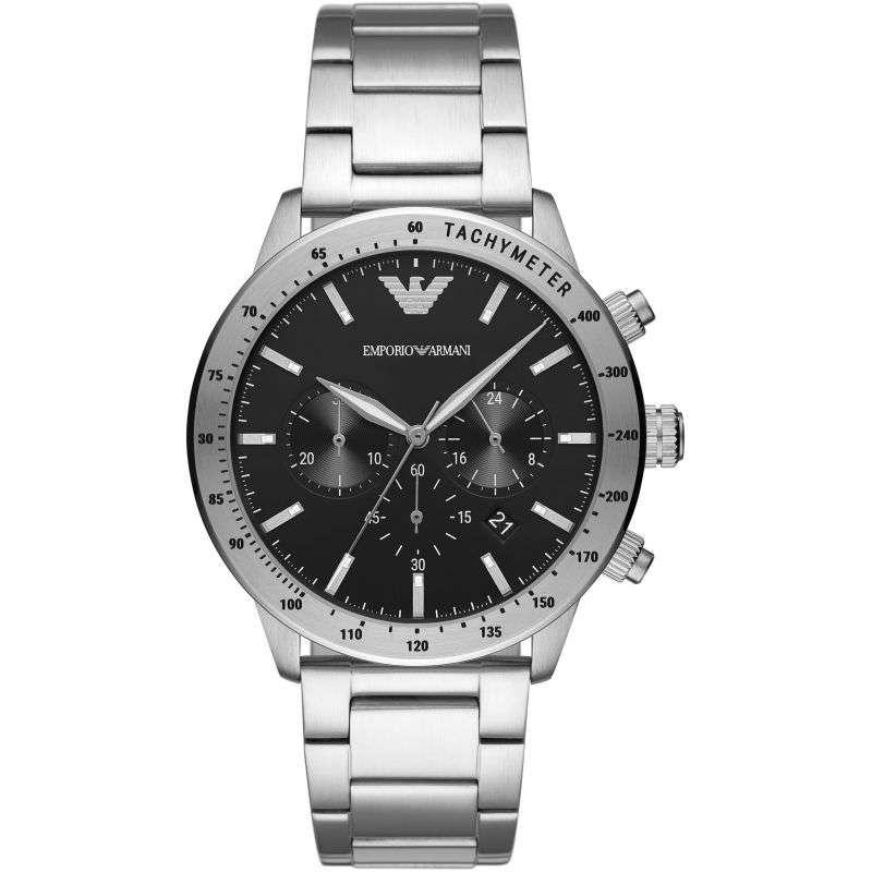 שעון יד אנלוגי לגבר emporio armani ar11241 אמפוריו ארמני