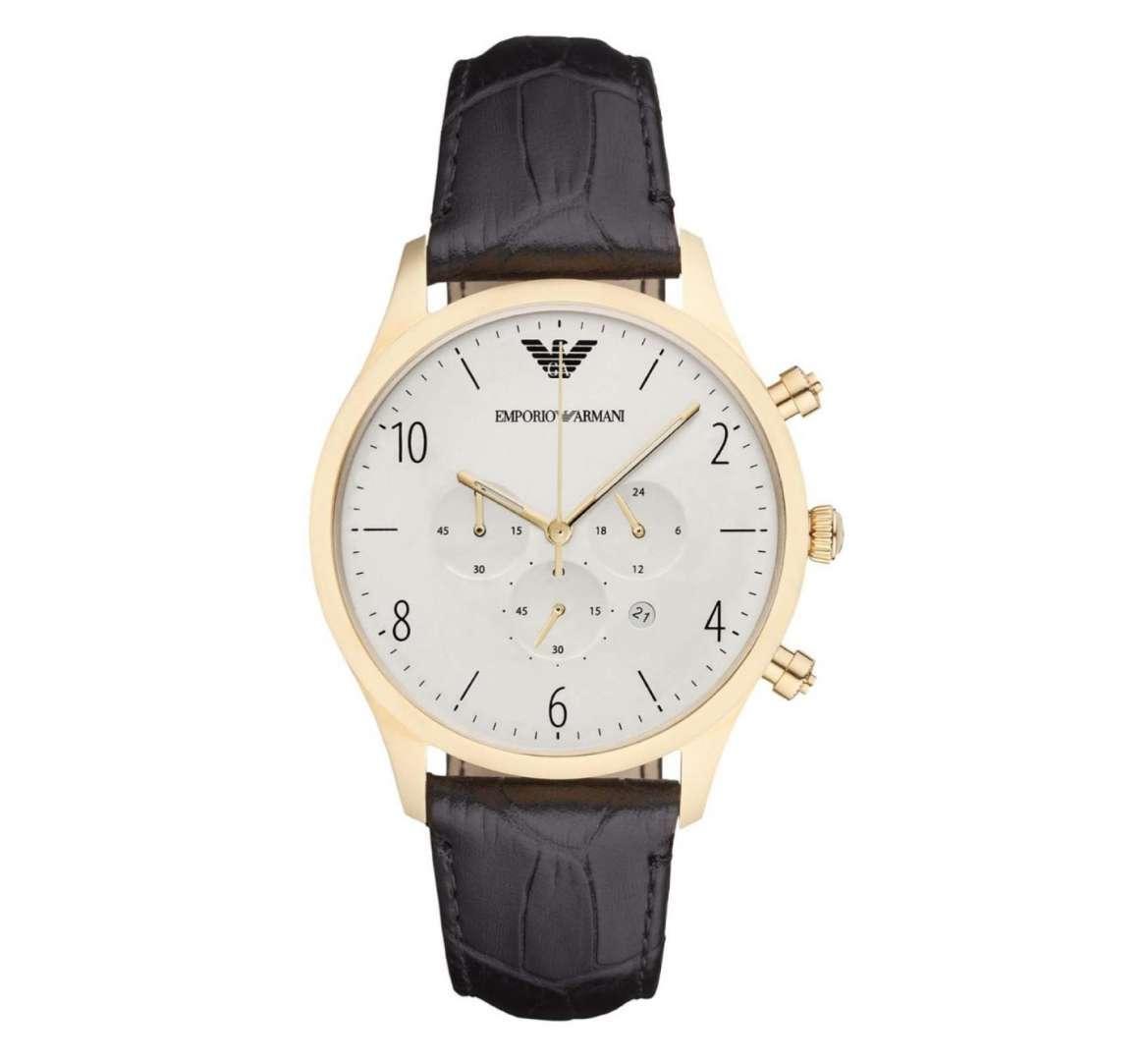 שעון יד אנלוגי לגבר emporio armani ar1892 אמפוריו ארמני
