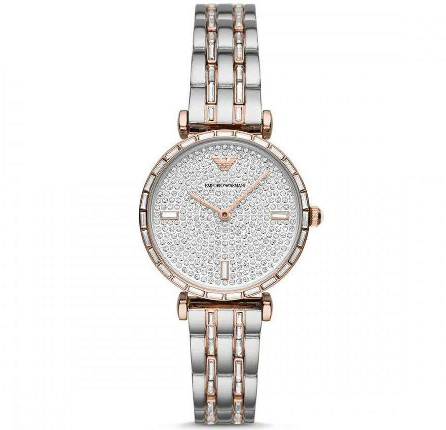 שעון יד אנלוגי לאישה emporio armani ar11293 אמפוריו ארמני