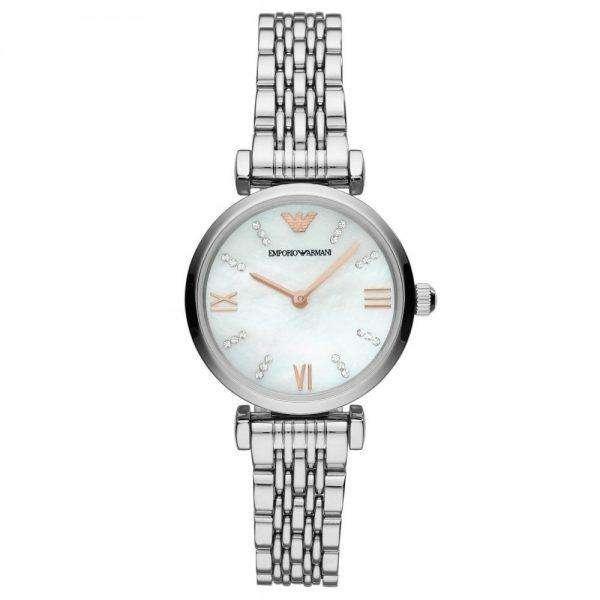 שעון יד אנלוגי לאישה emporio armani ar11204 אמפוריו ארמני
