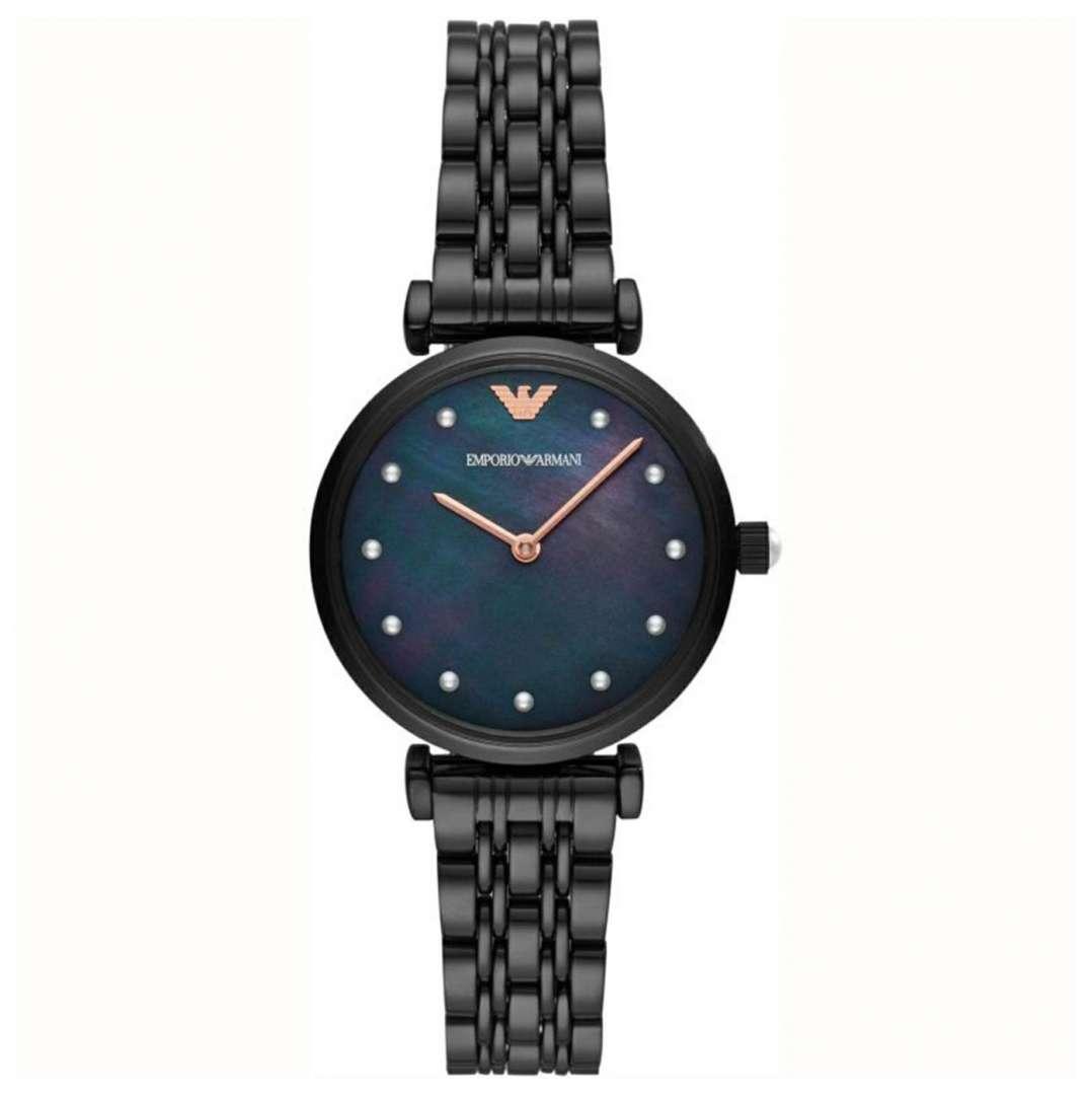 שעון יד אנלוגי לאישה emporio armani ar11268 אמפוריו ארמני