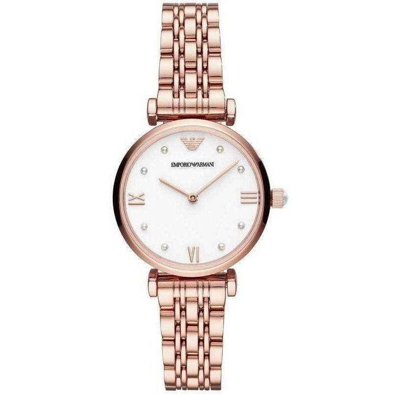 שעון יד אנלוגי לאישה emporio armani ar11267 אמפוריו ארמני