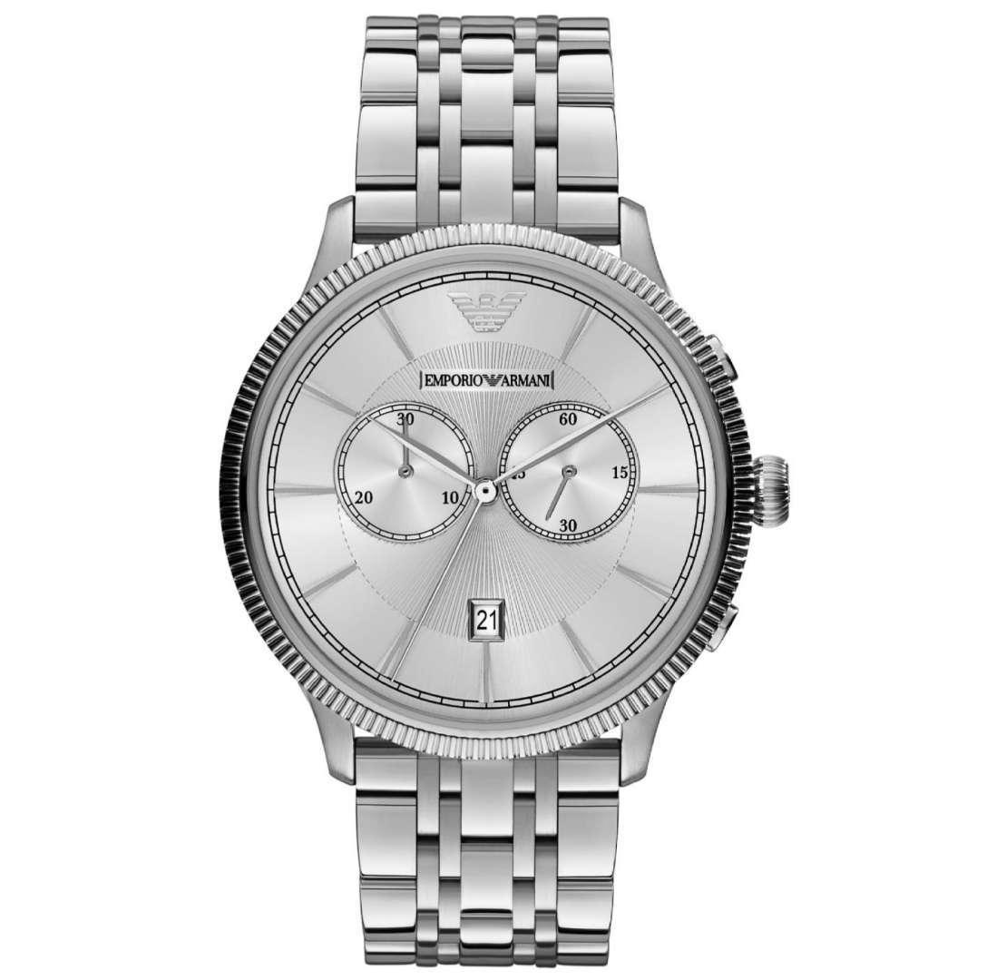 שעון יד אנלוגי לגבר emporio armani ar1796 אמפוריו ארמני