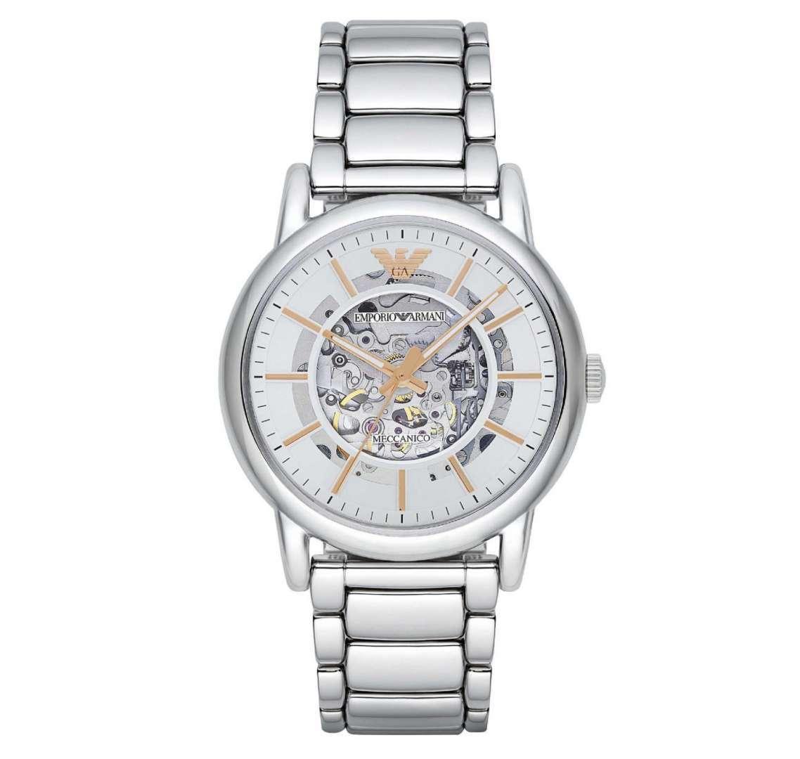 שעון יד אנלוגי לגבר emporio armani ar1980 אמפוריו ארמני