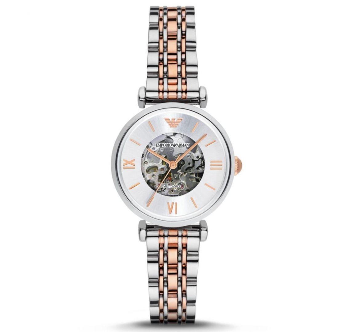 שעון יד אנלוגי לאישה emporio armani ar1992 אמפוריו ארמני