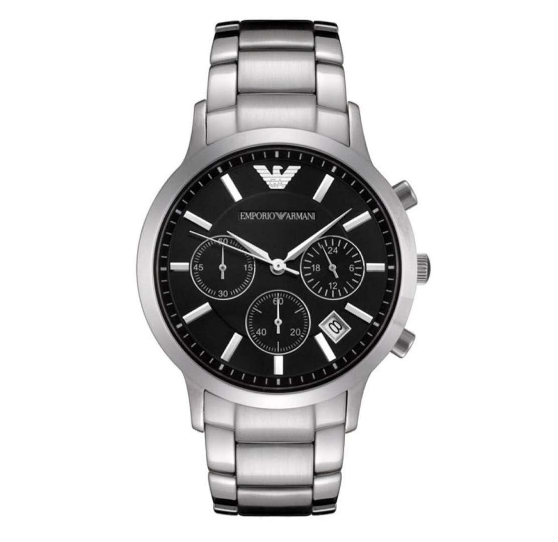שעון יד אנלוגי לגבר emporio armani ar2435 אמפוריו ארמני
