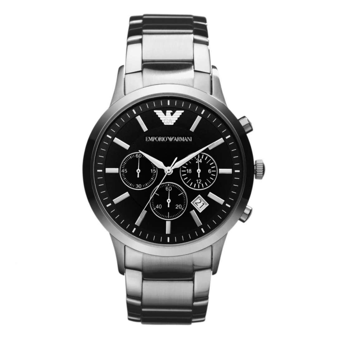 שעון יד אנלוגי לגבר emporio armani ar2434 אמפוריו ארמני