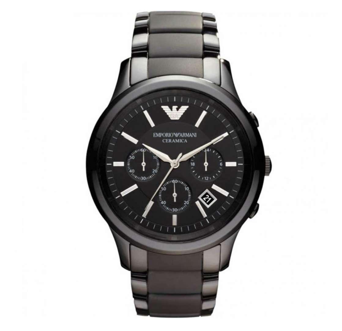 שעון יד אנלוגי לגבר emporio armani ar1452 אמפוריו ארמני