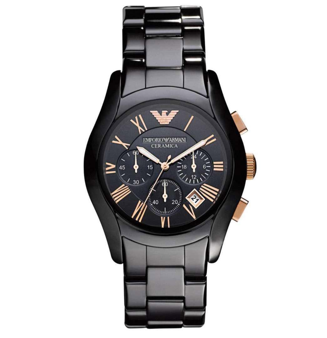שעון יד אנלוגי לגבר emporio armani ar1410 אמפוריו ארמני