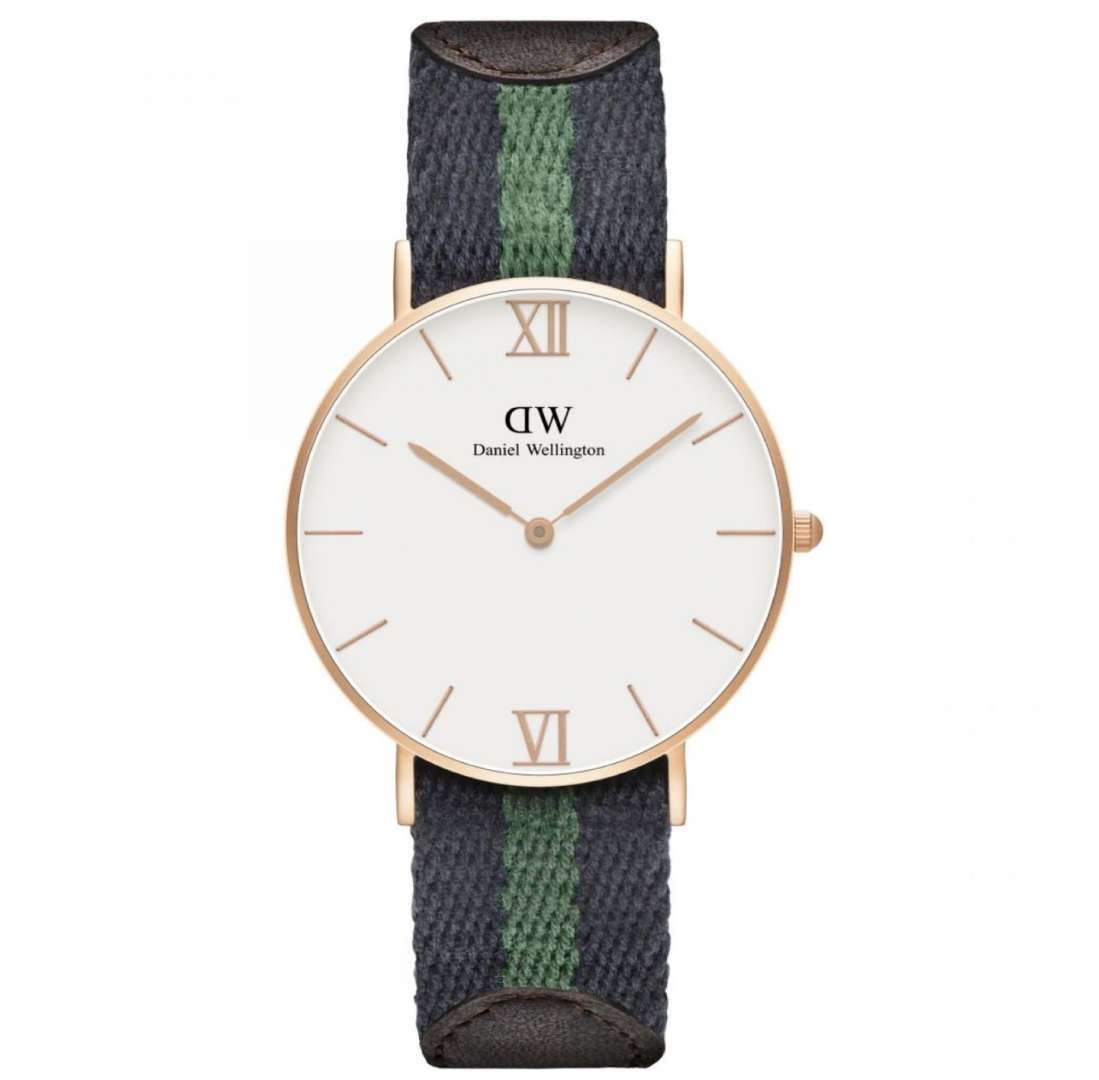 שעון יד אנלוגי daniel wellington 0553DW דניאל וולינגטון