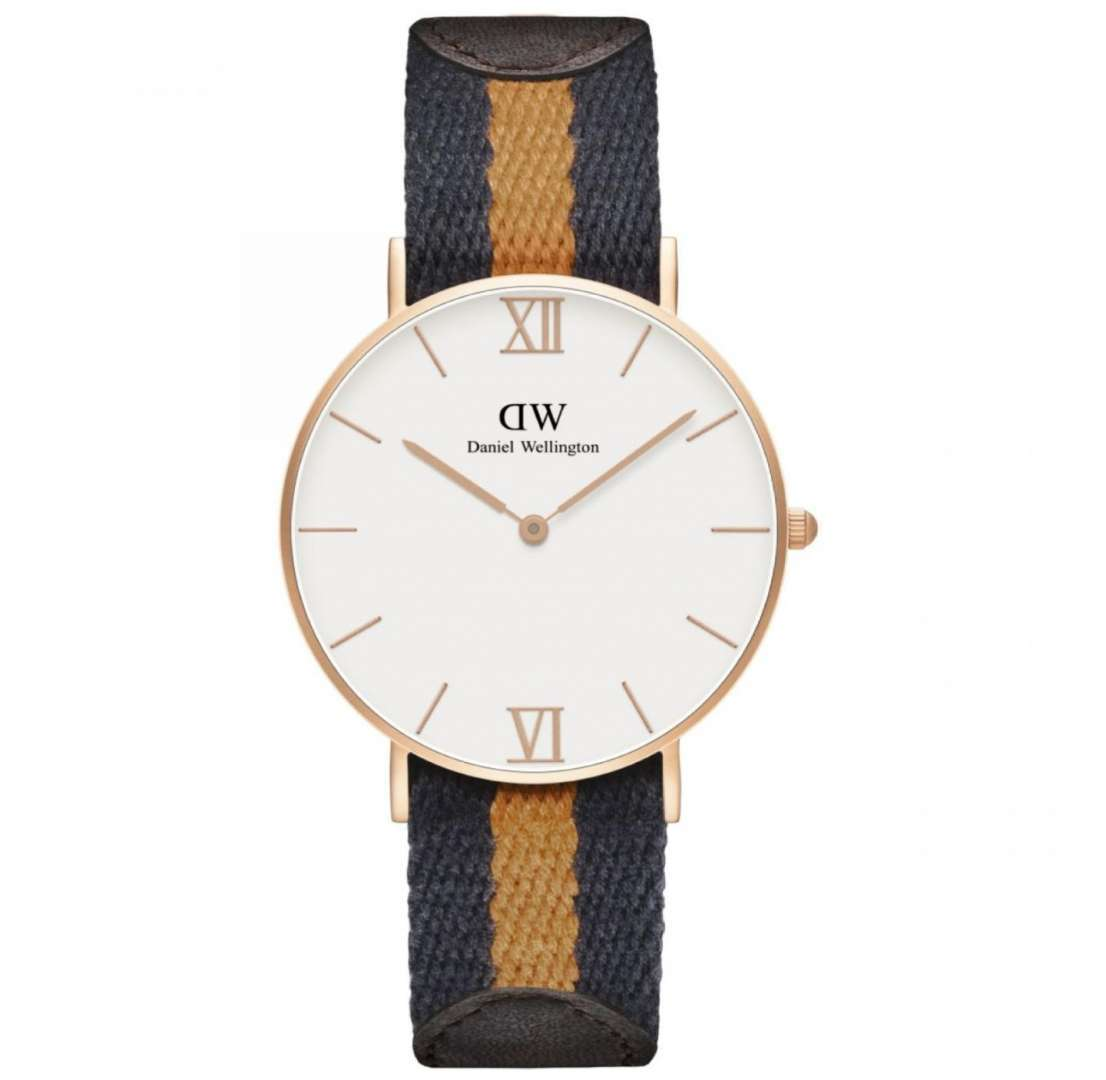 שעון יד אנלוגי daniel wellington 0554DW דניאל וולינגטון