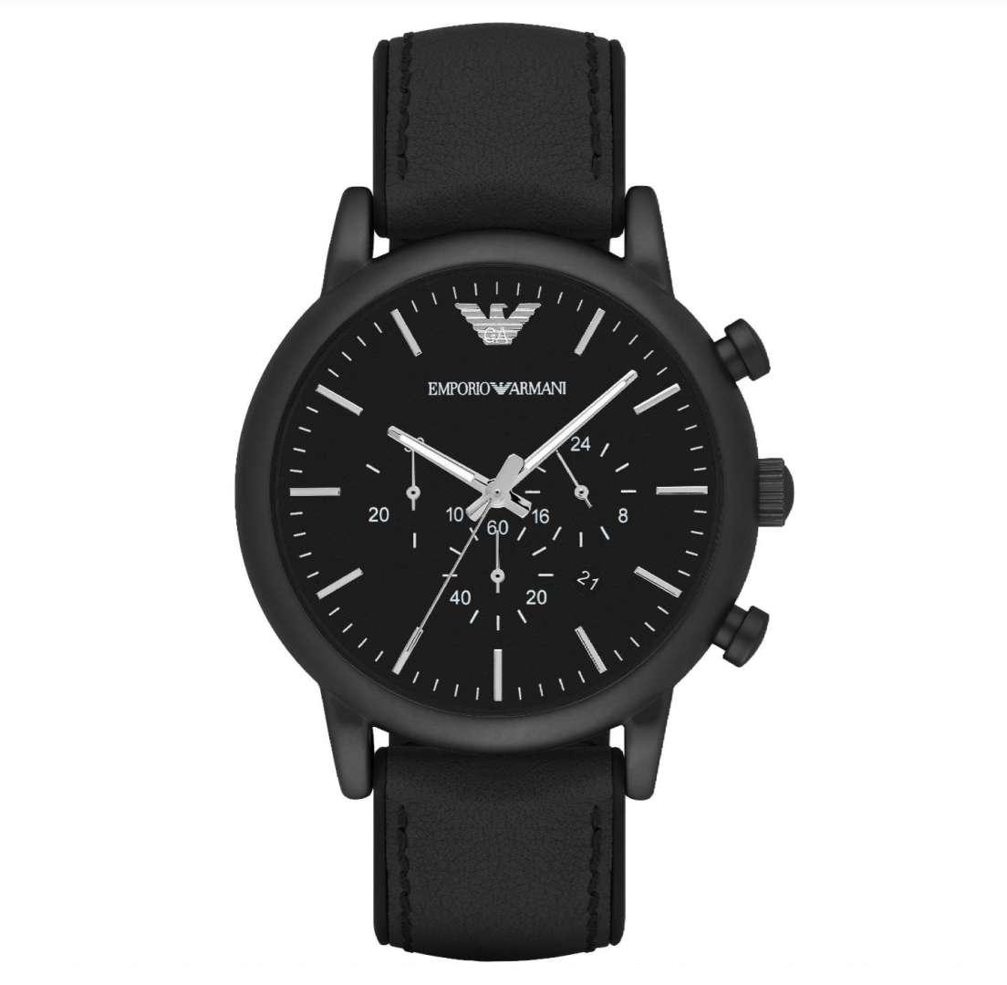 שעון יד אנלוגי לגבר emporio armani ar1970 אמפוריו ארמני