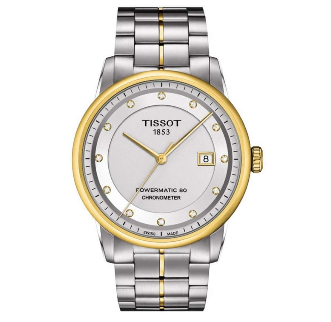 שעון יד אנלוגי tissot t086.408.22.036.00 טיסו