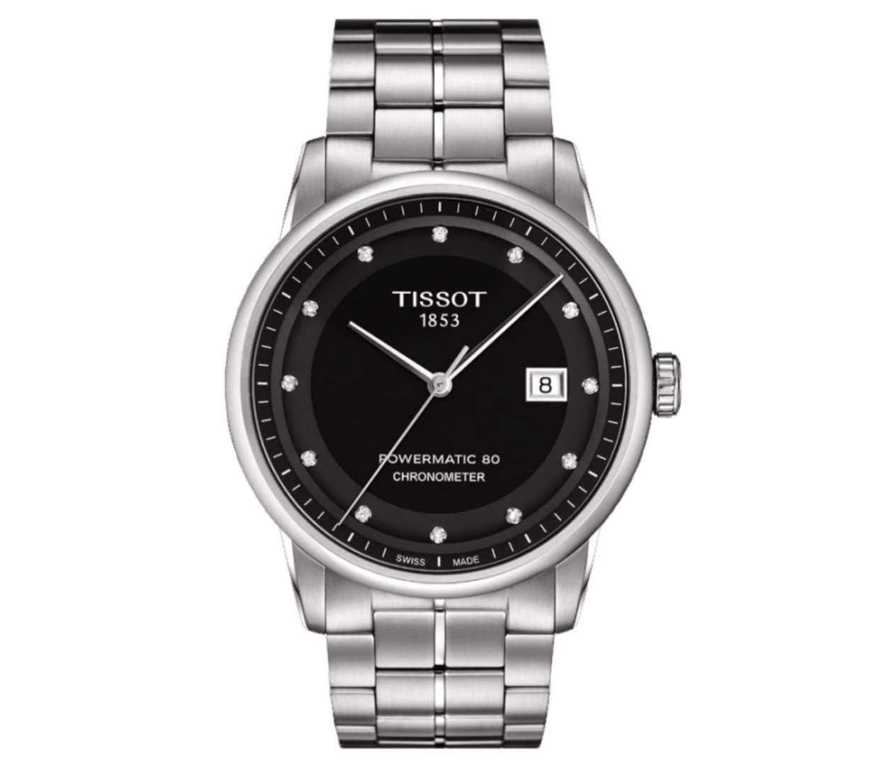 שעון יד אנלוגי tissot t086.408.11.056.00 טיסו