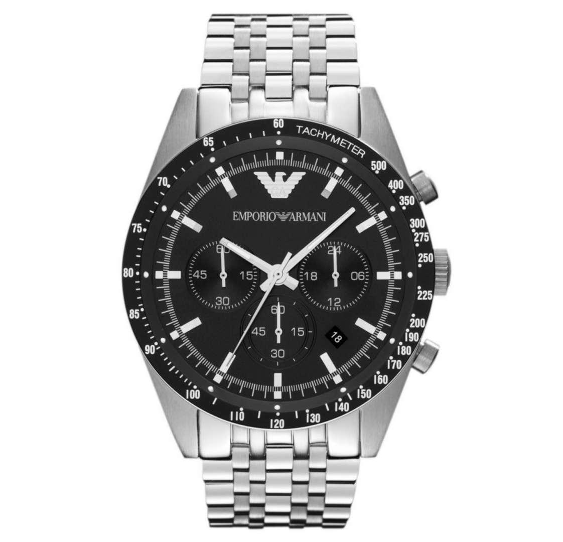 שעון יד אנלוגי לגבר emporio armani ar5988 אמפוריו ארמני