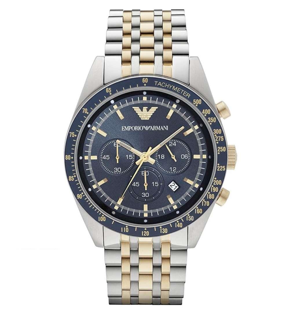 שעון יד אנלוגי לגבר emporio armani ar6088 אמפוריו ארמני