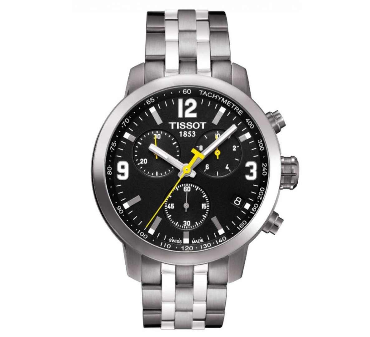 שעון יד אנלוגי tissot t055.417.11.057.00 טיסו