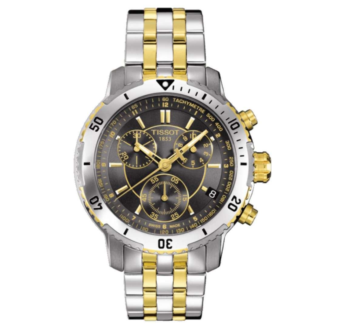 שעון יד אנלוגי tissot t067.417.22.051.00 טיסו