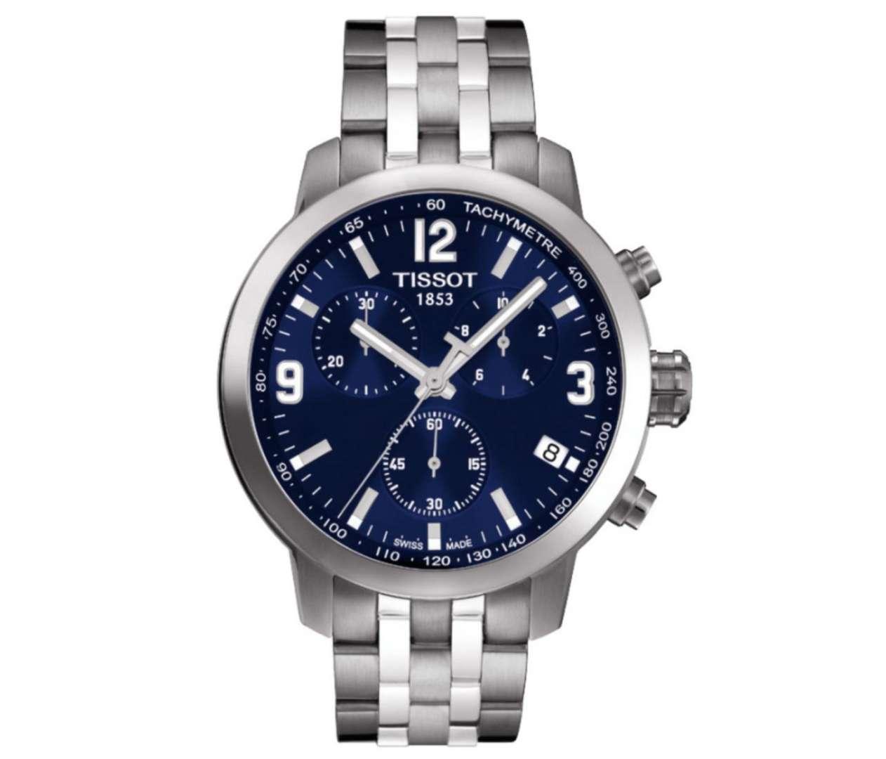 שעון יד אנלוגי tissot t055.417.11.047.00 טיסו