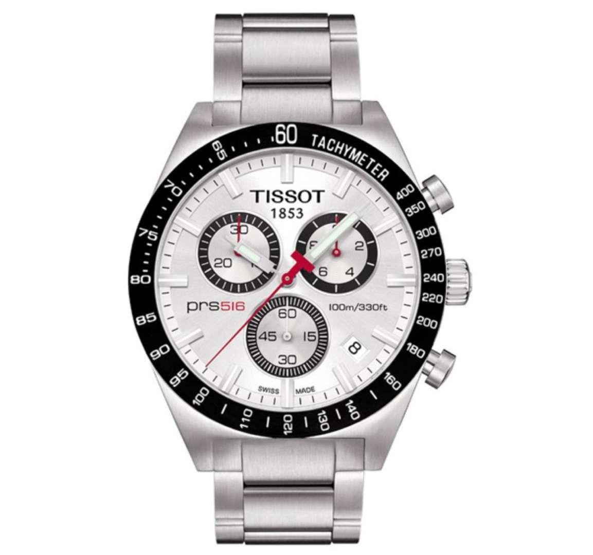 שעון יד אנלוגי tissot t044.417.21.031.00 טיסו