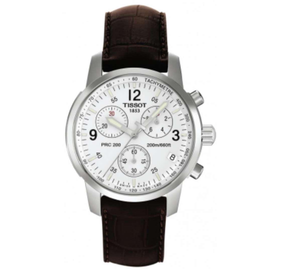 שעון יד אנלוגי tissot t17.1.516.32 טיסו