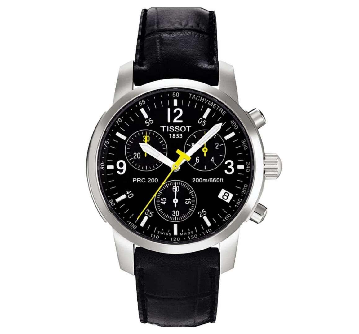 שעון יד אנלוגי tissot t17.1.526.52 טיסו