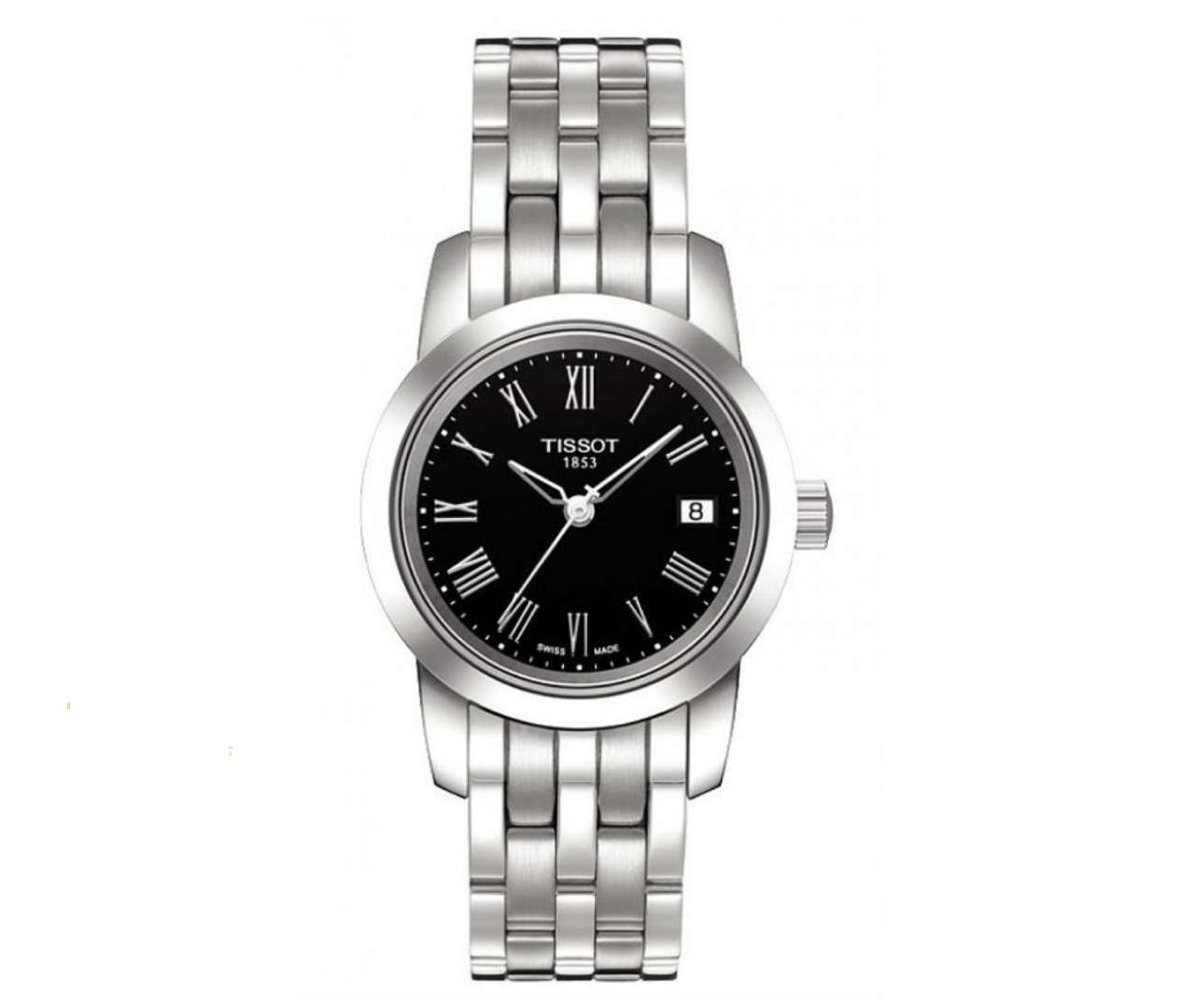 שעון יד אנלוגי tissot t033.210.11.053.00 טיסו