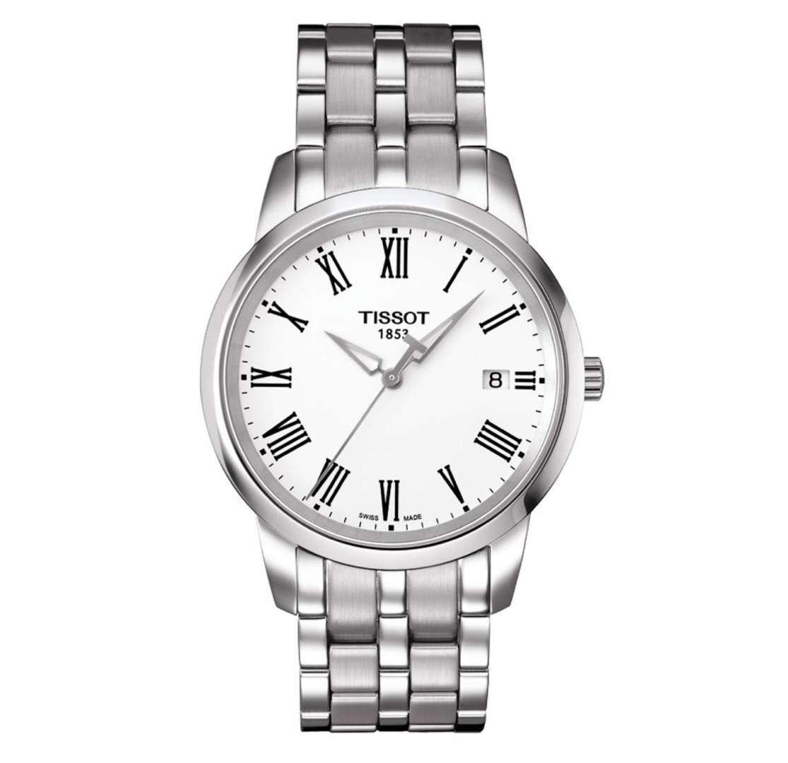 שעון יד אנלוגי tissot t033.410.11.013.00 טיסו