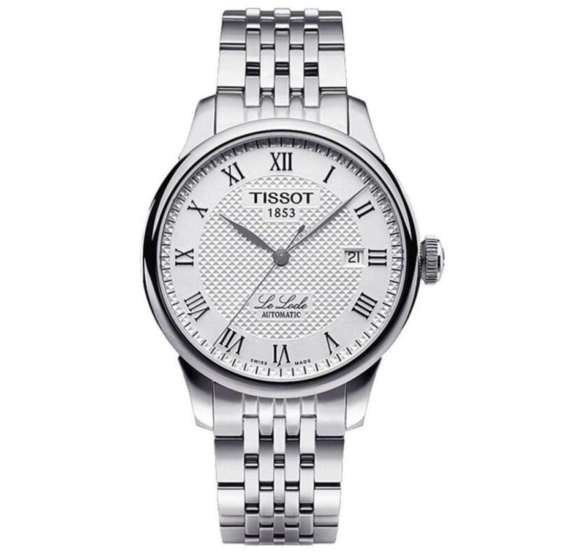 שעון יד אנלוגי tissot t41.1.483.33 טיסו
