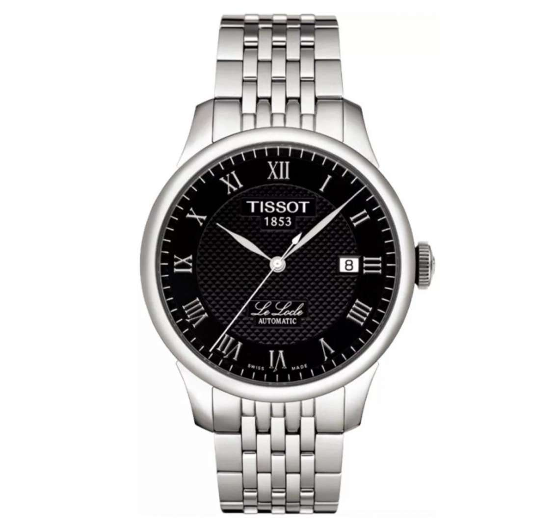 שעון יד אנלוגי tissot t41.1.483.53 טיסו