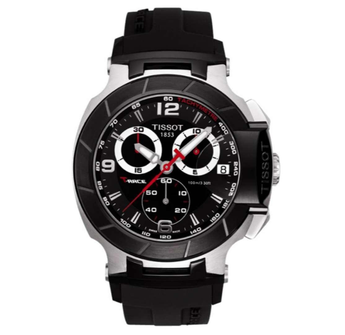שעון יד אנלוגי tissot t048.417.27.057.00 טיסו