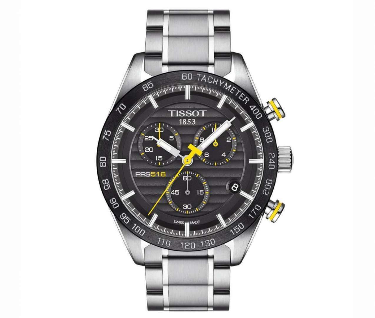 שעון יד אנלוגי tissot t100.417.11.051.00 טיסו