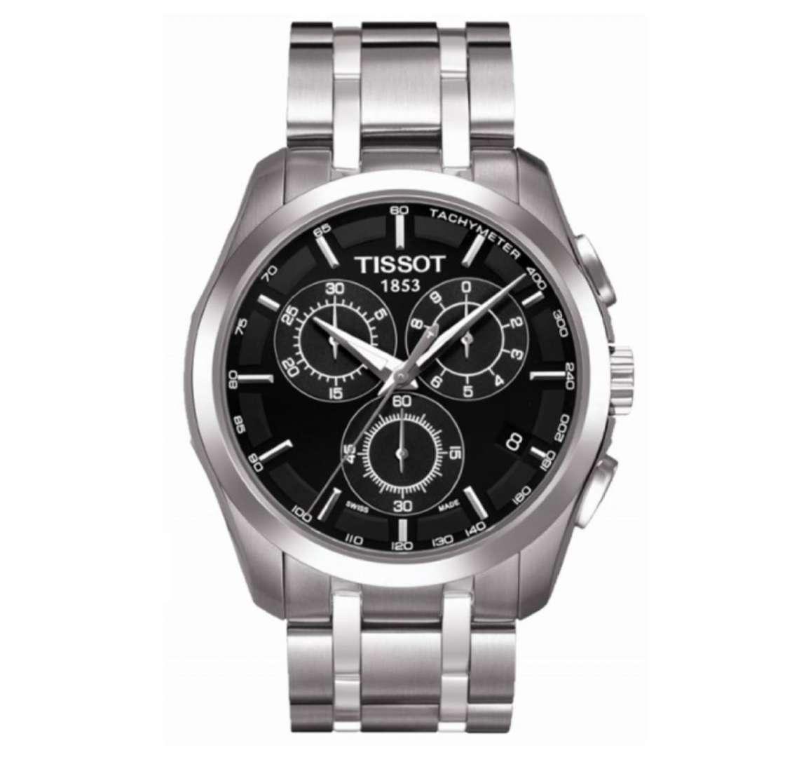 שעון יד אנלוגי tissot t035.617.11.051.00 טיסו