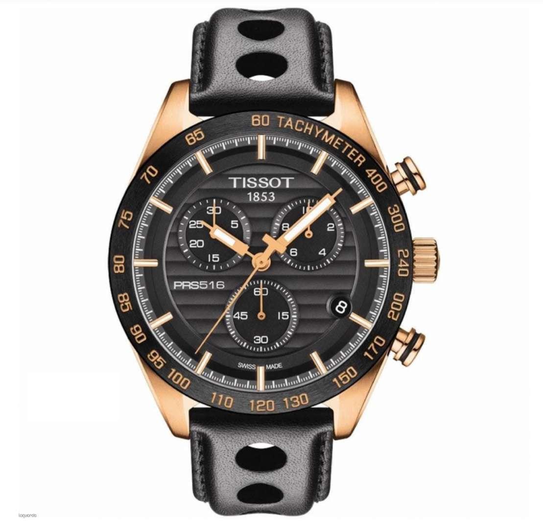 שעון יד אנלוגי tissot t100.417.36.051.00 טיסו