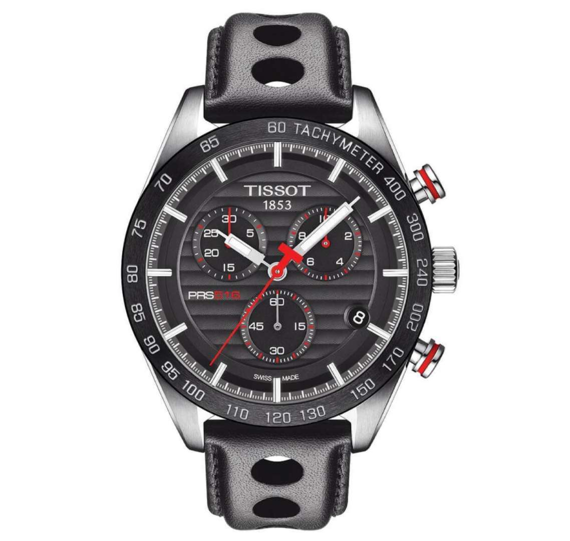 שעון יד אנלוגי tissot t100.417.16.051.00 טיסו