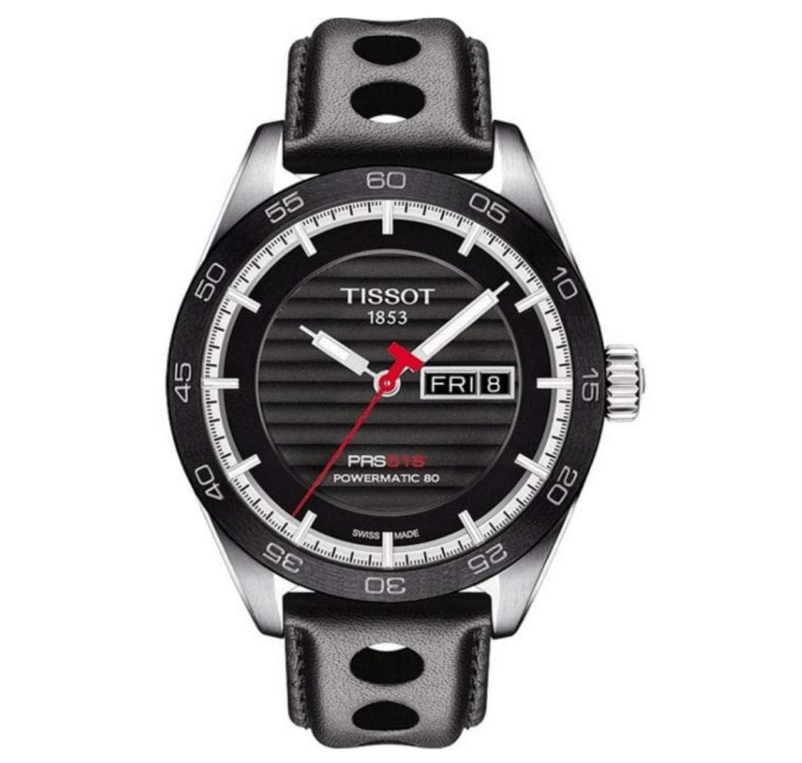 שעון יד אנלוגי tissot t100.430.16.051.00 טיסו