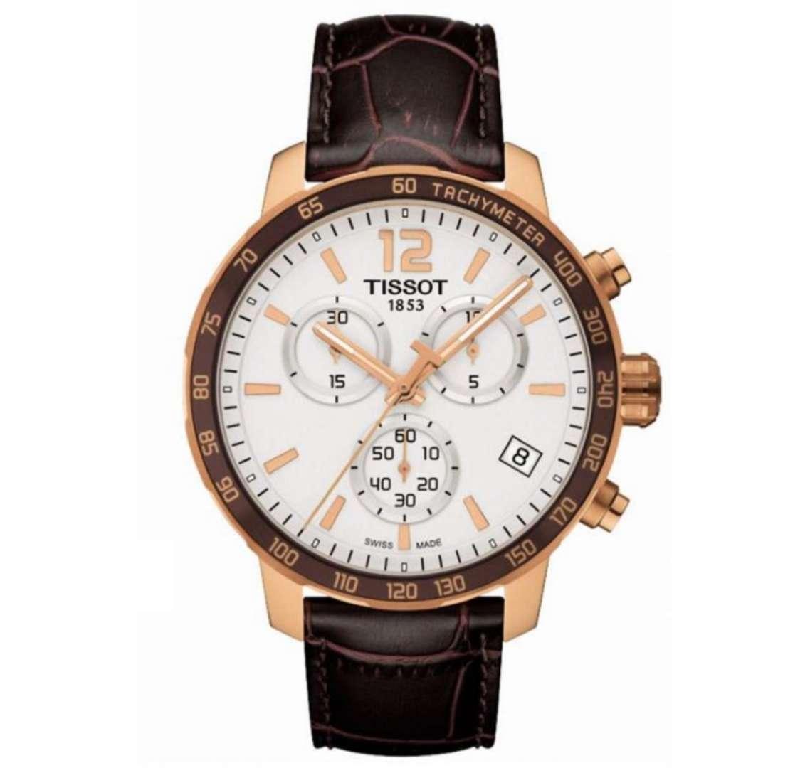 שעון יד אנלוגי tissot t095.417.36.037.00 טיסו