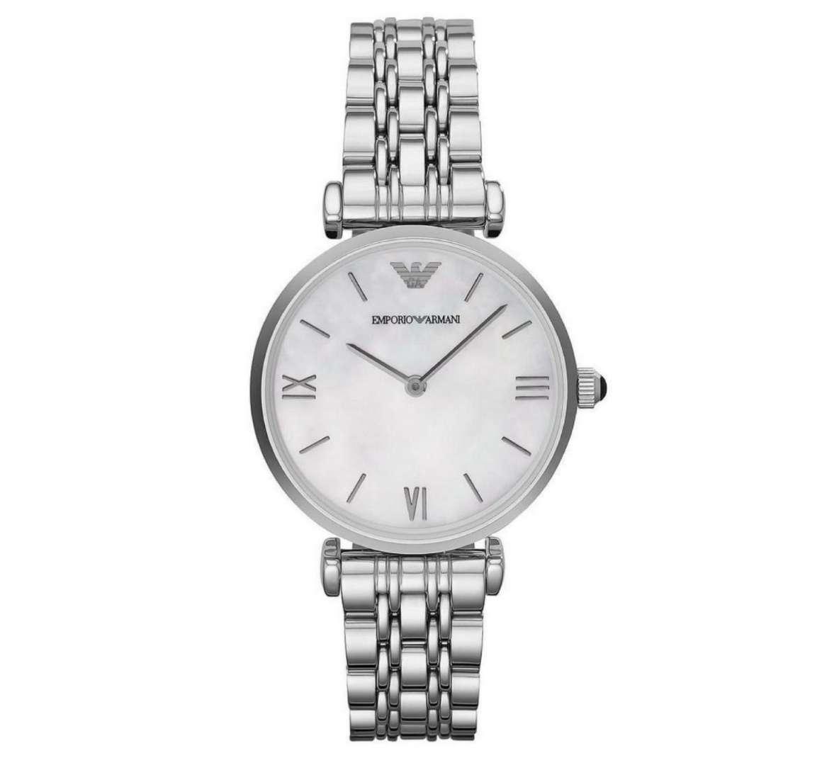 שעון יד אנלוגי לאישה emporio armani ar1682 אמפוריו ארמני