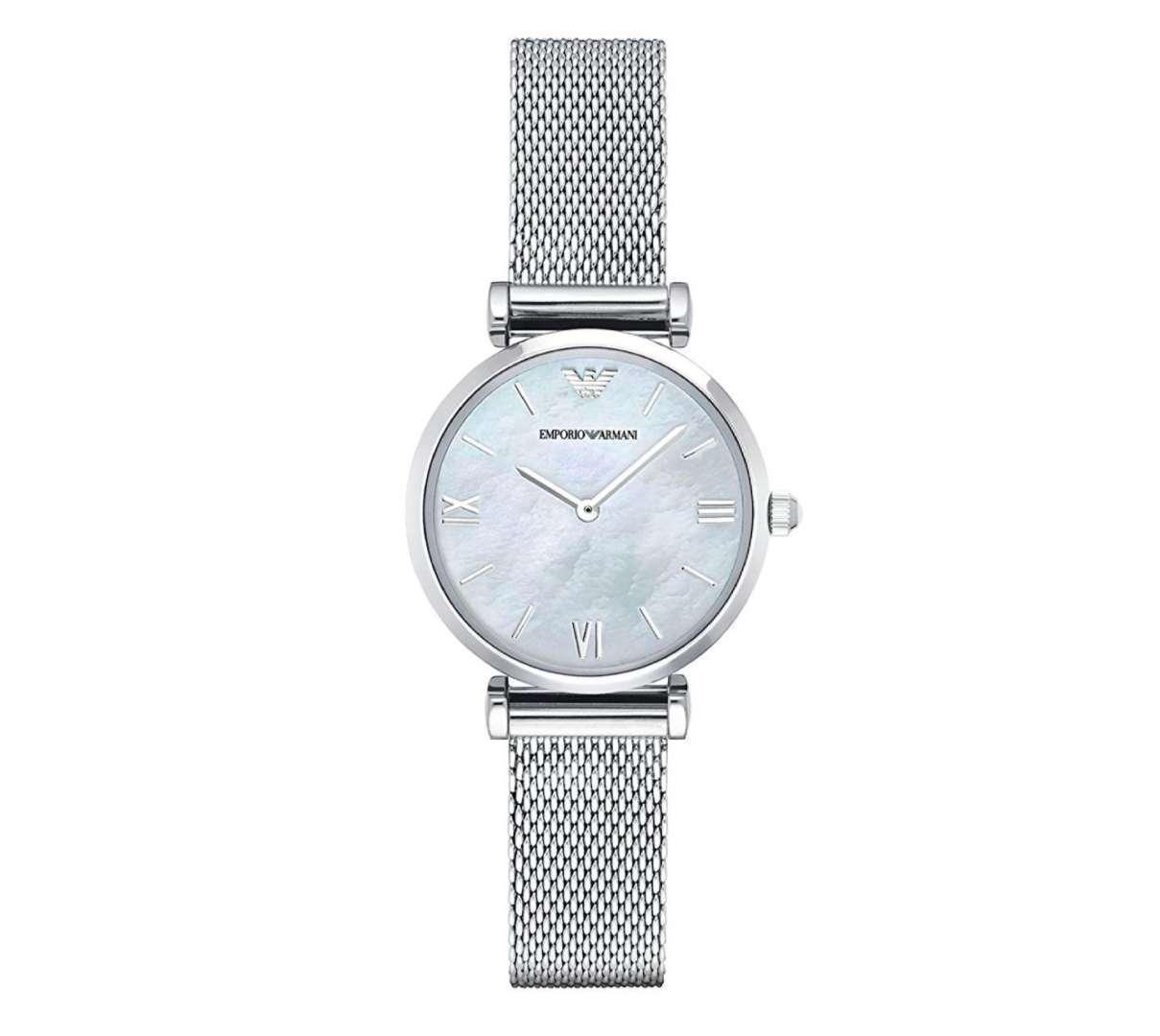 שעון יד אנלוגי לאישה emporio armani ar1955 אמפוריו ארמני