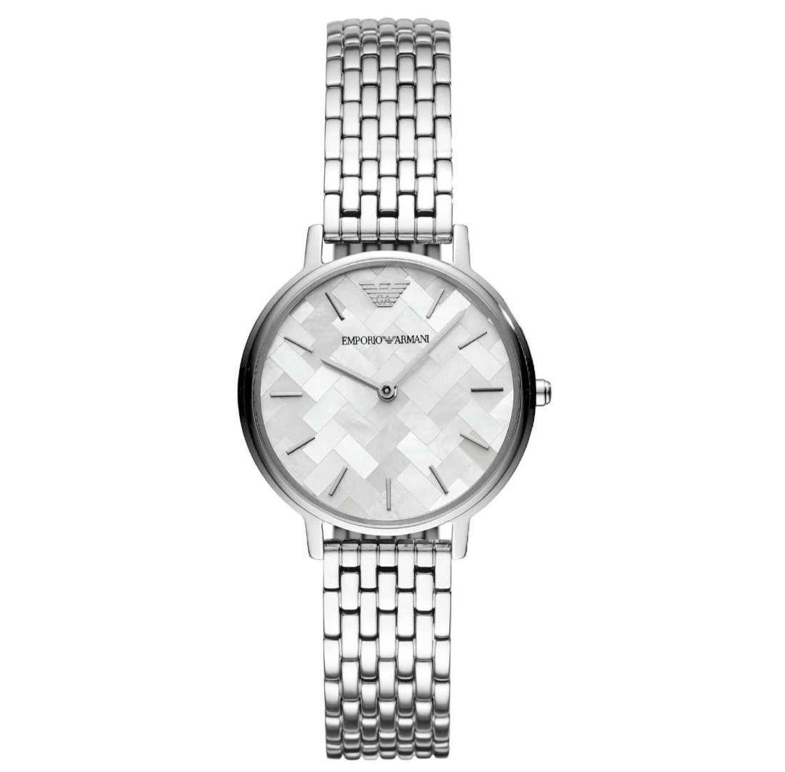 שעון יד אנלוגי לאישה emporio armani ar11112 אמפוריו ארמני